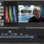Working from home as a freelance video editor